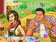 Big Farm - Easter eggs